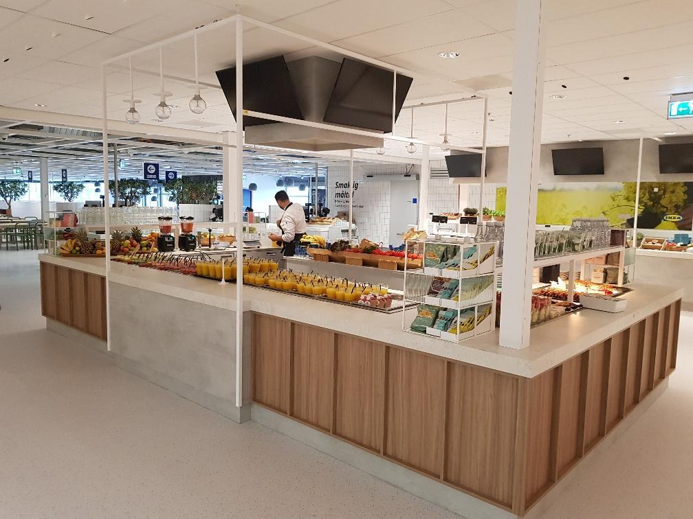 Ikea Amsterdam - Restaurant